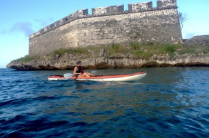 3 Fortalezas Loop: Kayak and Snorkel